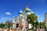 Sergiev Posad, Moscow Golden Ring, Russia - 221131506