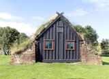 maison islandaise typique - 221150923