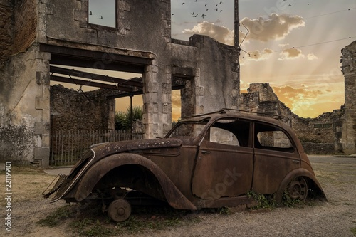 Oradour-sur-Glane - 221199101