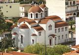 Church of St. Demetrius in Filiates. Greece - 221203775