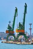 Harbor Crane in the Port - 221208787