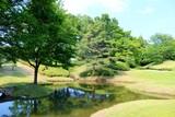 池の有る公園 - 221229395