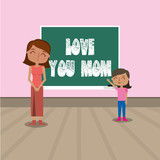 mothers  day card - 221234125