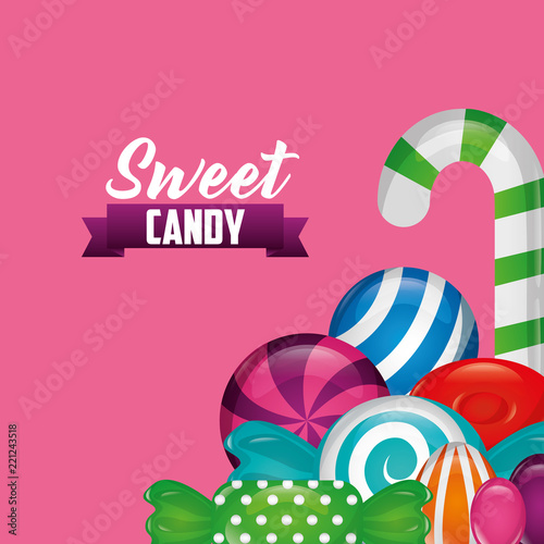 sweet candy concept - 221243518