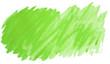 Leinwandbild Motiv Bright light green watercolor abstract background, spot, splash of paint, blot, divorce. Vintage pattern for different design and decoration.