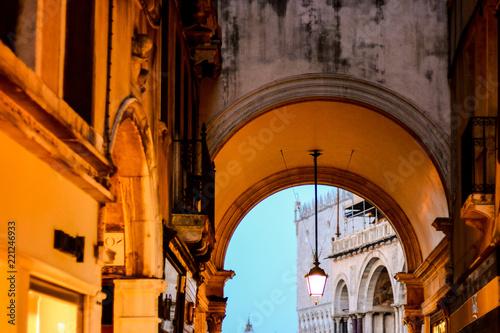 Foto Murales Famous Venice Italian City