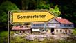Schild 369 - Sommerferien