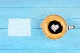 Kaffee mit Herz - 221265982