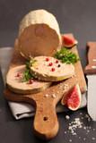 foie gras and fig - 221281569
