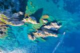 corfu,greece,beach,island,sea,beautiful,view,blue,summer,travel,tourism,holiday,greek,vacation,relaxation,coast,ionian,background,europe,tourist,sand,landmark,aerial,top,mediterranean,paleokastritsa,d