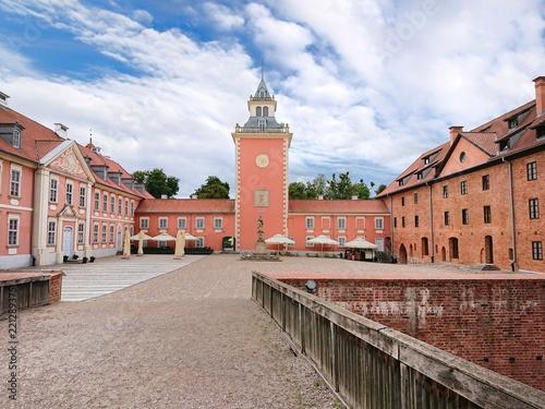 Zamek Lidzbark Warmiński - Polska