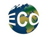 Eco planet vector illustration - 221289568