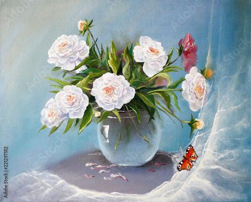 bukiet-kwiatow-piwonie-obraz-malowanie-farbami-olejnymi
