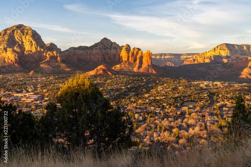 Winter in Sedona Arizona USA - 221300732