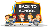 Back to school template - 221315733
