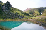 Amazing view in the middle of Landmannalaugar - 221315784