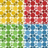 A set of seamless circle pattern - 221317131