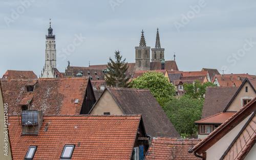 Rothenburg ob der Tauber, Germany - 221324985