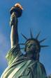 Looking Up At Liberty