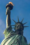 Looking Up At Liberty - 221330567