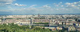 Aerial View of Lyon France - 221348514