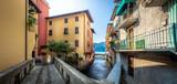 Dorf am Gardasee, Italien