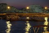 Night at isle docks - 221360568