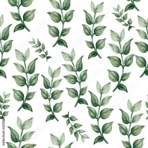 recznie-rysowane-akwarela-roslin-tropikalnych-zestaw-egzotycznych-lisci-wyciagnac-reke