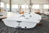 Marine industry. Yacht to repair, maintenance and painting - 221386563