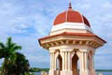 Palace of Valle, palacia de valle in punta gorda, Cienfuegos,  CUBA - 221389529