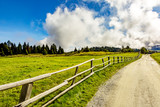 Hiking landscape in South Tyrol - 221391131