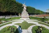 Mirabell Garden (Mirabellgarten) in Salzburg, Austria - 221421361