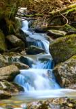 nice small waterfall - 221424187