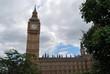Big Ben Clock Tower, City of London, England