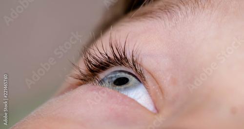 eye baby blue light for medicine body part for design - 221465760