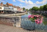 Amiens, le quartier Saint-Leu - 221472179