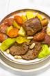 Baked, classic Brazilian dish - 221473534
