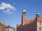 Königliches Schloss, Warschau, Polen - 221487787