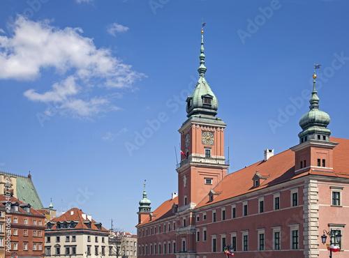 Königliches Schloss, Warschau, Polen