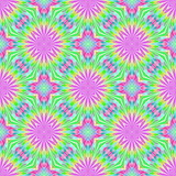 Beautiful seamless flower pattern in stained-glass window style. You can use it for invitations, notebook covers, phone cases, postcards, cards, wallpapers and so on. - 221552555