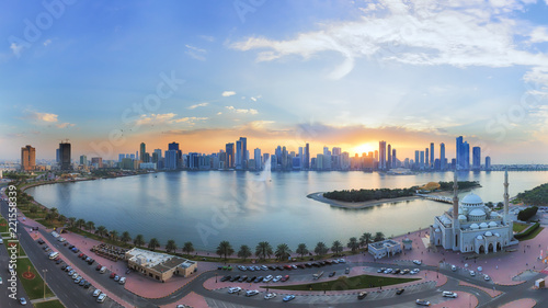 Sharjah Sunset