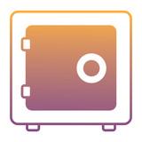 strong box icon - 221560548