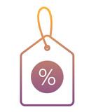 discount tag icon - 221560553