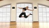 Hip Hop Dancer - 221562741