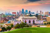 Kansas City, Missouri, USA Skyline - 221576753