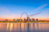 St. Louis, Missouri, USA Skyline - 221577120