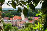 Ruiny średniowiecznego zamku w Bolkowie, Polska - 221596789