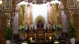 Pagoda Long Son moleben in the temple zoom Nha Trang Vietnam - 221608152