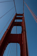 details of the golden gate, san francisco. united states