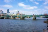 Southwark Bridge and London's Financial Centre - 221631111